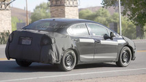 American Honda Civic Sedan spy photo