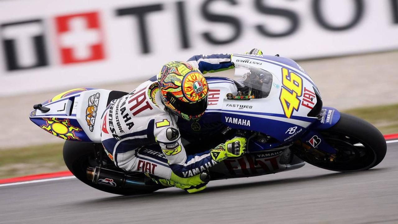 Valentino Rossi (ITA), #46, Fiat Yamaha Team - MotoGP World Championship, Rd. 7, Alice TT Assen, 25.-27.06.2009 Assen, The Netherlands
