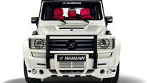 Hamann Typhoon based on Mercedes G55 AMG - med res
