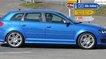 Audi RS3 prototype mule spy photo
