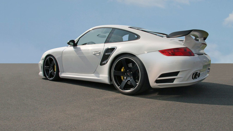 Mansory Releases Tuning Program for Porsche 997 Turbo