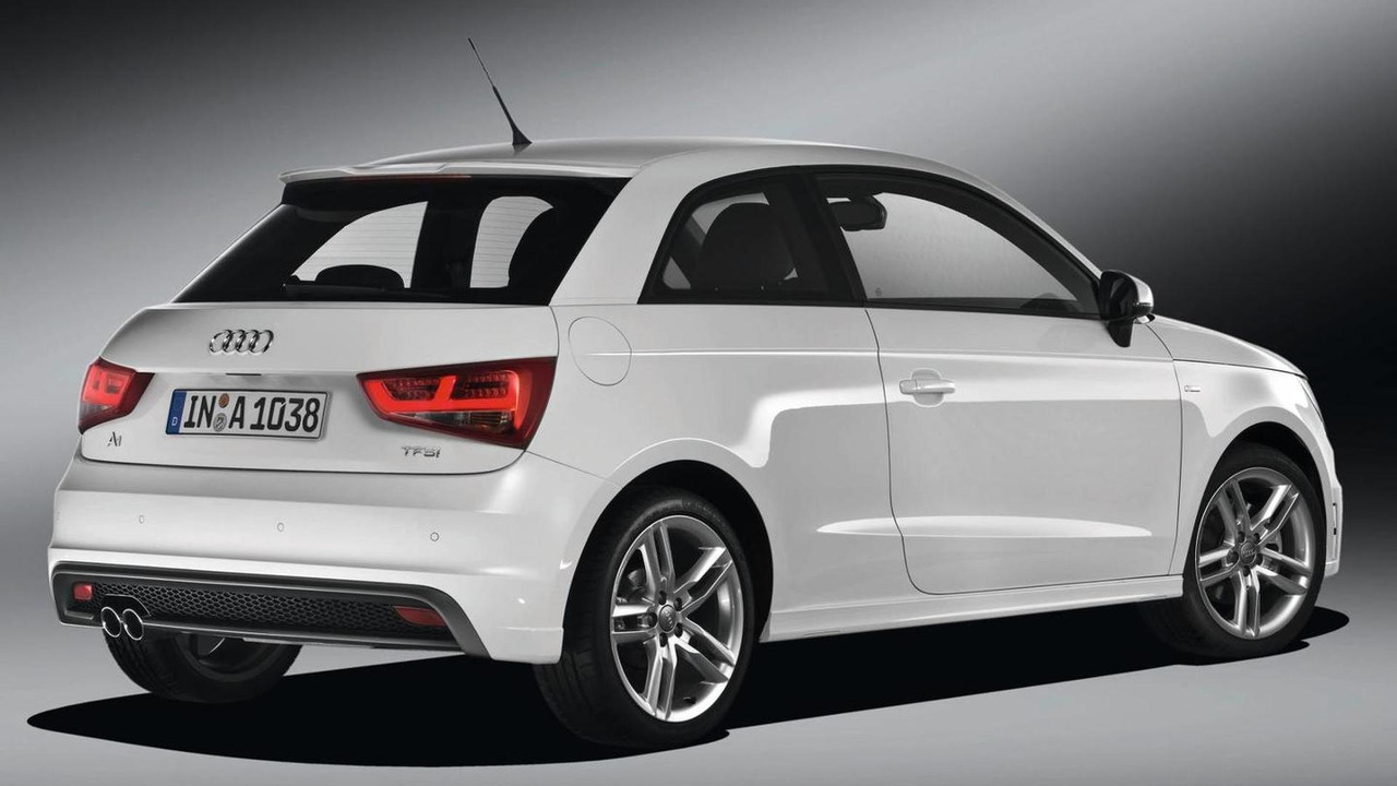 2011 Audi A1 1.4 TFSI S-Line