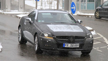 2011 Mercedes SLK spy photo 12.03.2010