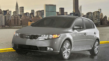 2011 Kia Forte 5-Door Hatchback