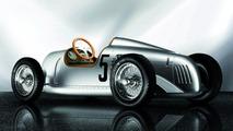 Auto Union Type C Pedal Car by Audi