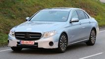 2016 Mercedes-Benz E-Class Sedan spy photo