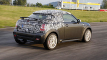 MINI Coupe official preview photo 06.06.2011