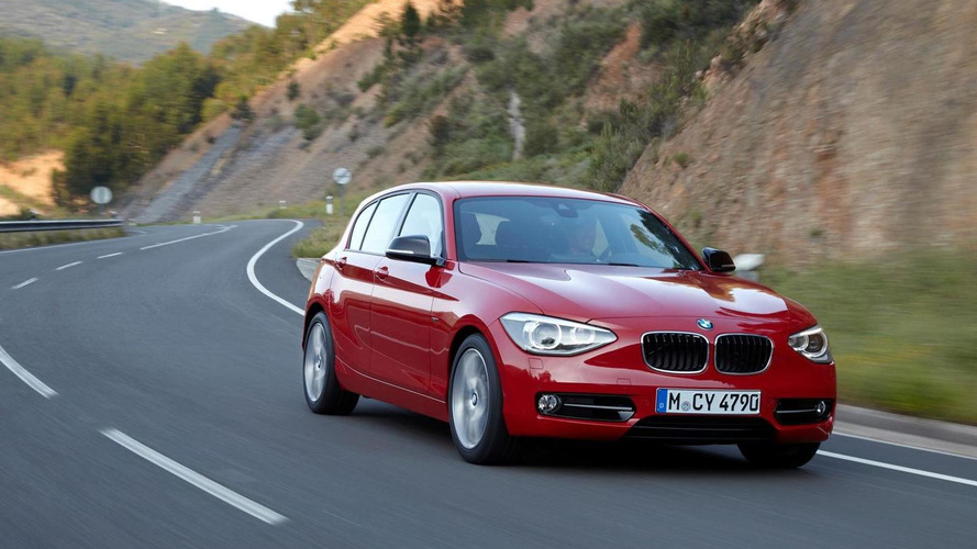 2012 BMW 1-Series official details [video]