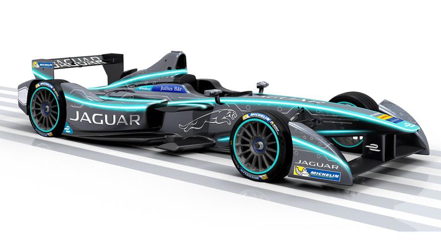 Jaguar returns to international racing in Formula E [VIDEO]