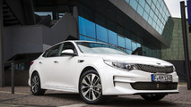 Kia Optima Euro Spec