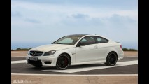 Mercedes-Benz C63 AMG Coupe