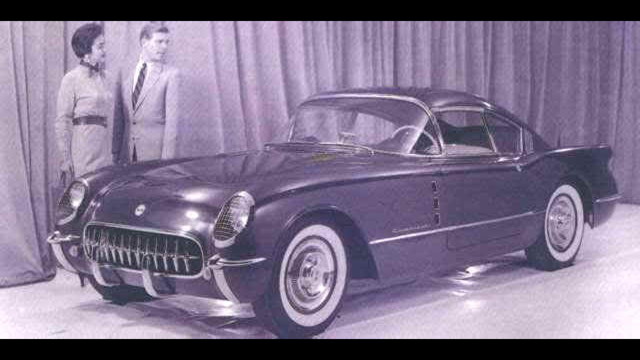 Chevrolet Corvette Corvair Concept
