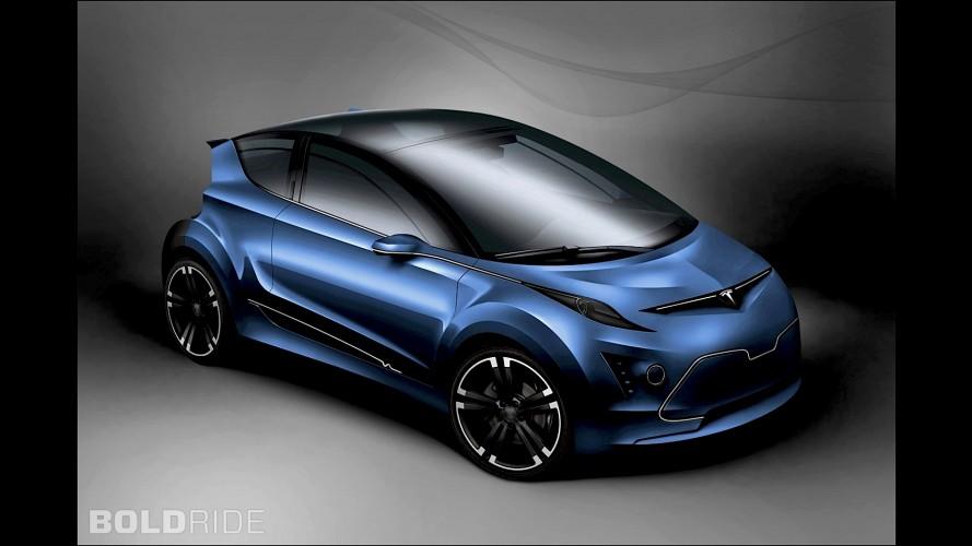 Tesla C Concept by Dejan Hristov
