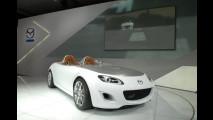 Mazda MX-5 Superlight Concept al Salone di Francoforte 2009
