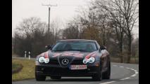 Mercedes SLR 722 Black Arrow