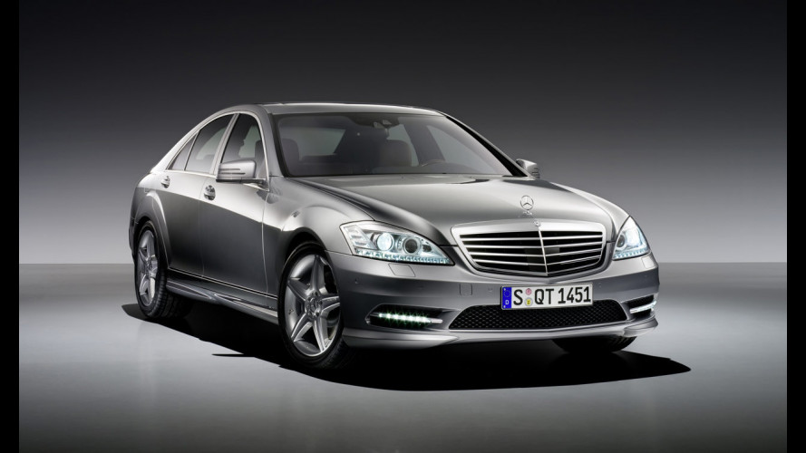 Mercedes Classe S e CL con AMG Sports pack