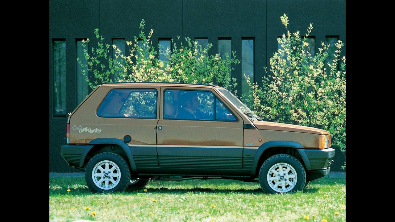 Fiat Panda 4x4 prima serie