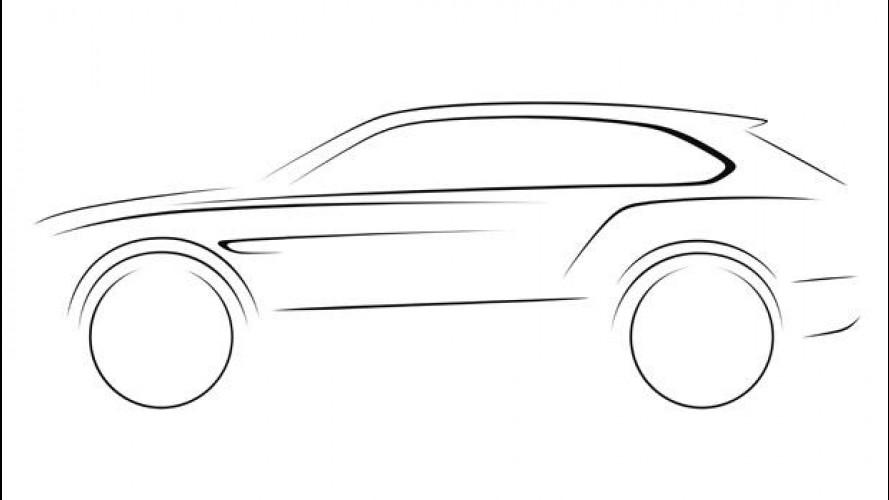 Bentley farà il SUV, è ufficiale