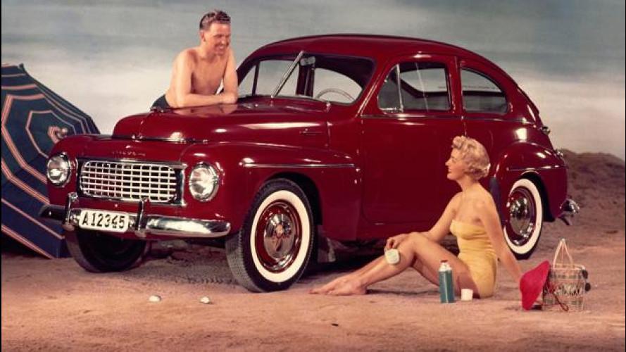 Volvo PV444, 70 anni di gloria