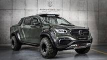 Mercedes Classe X Urban et Off-Road par Carlex Design