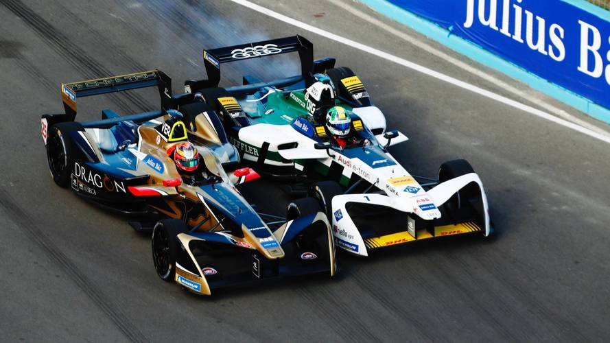 Oh pants – Formula E racer fined for wearing illegal boxers