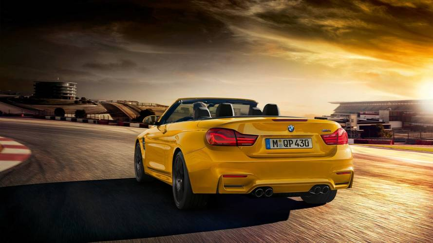 BMW M4 Convertible Edition 30 Jahre: Three Decades Of Droptop M