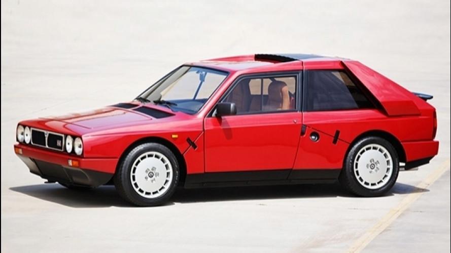 Lancia Delta S4, la belva va all'asta