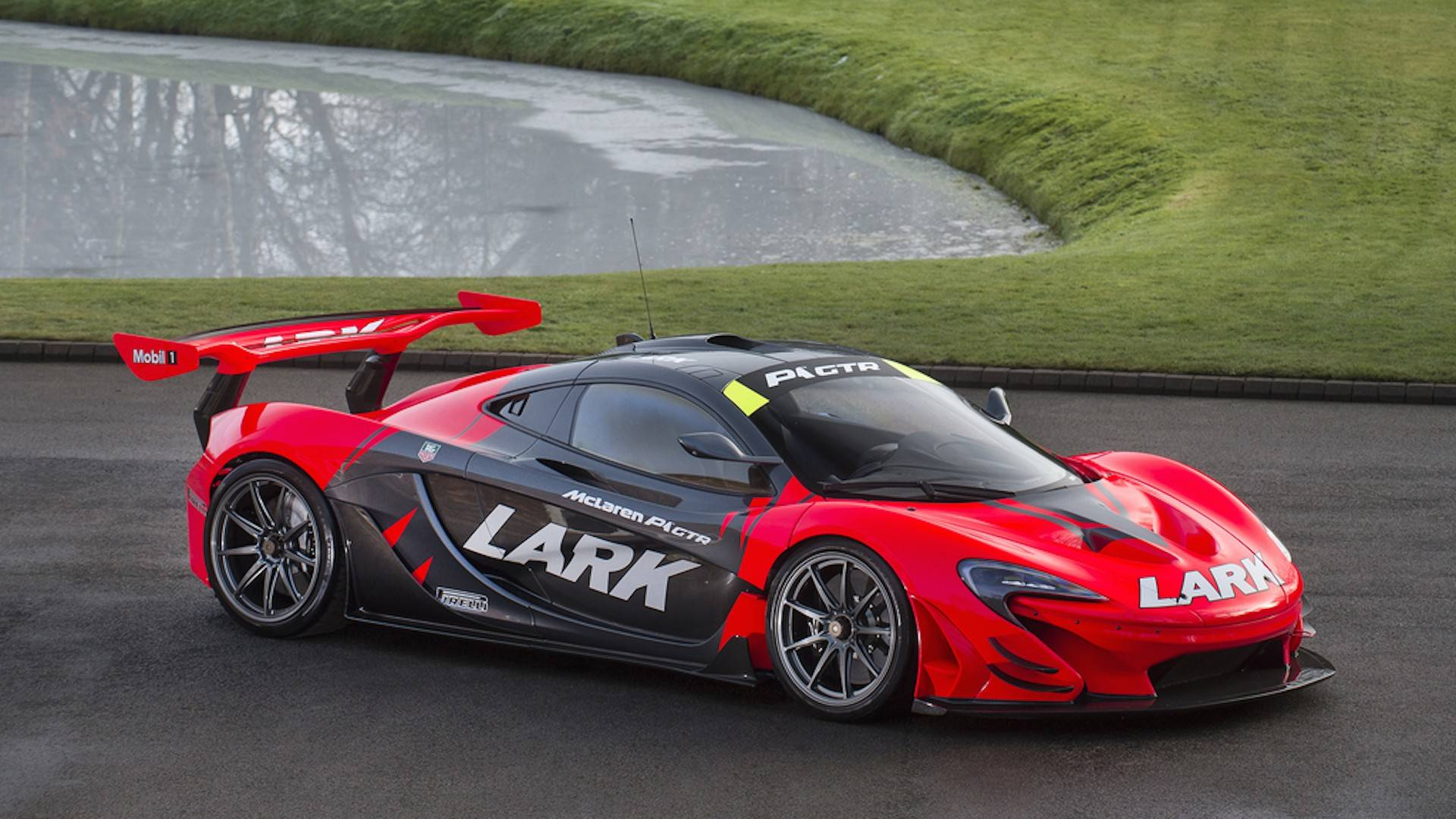 Street-Legal McLaren P1 GTR Pays Homage To F1, And It\'s For Sale