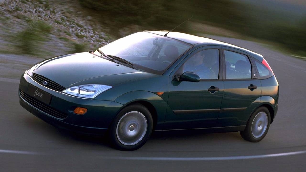 1998-2001 Ford Focus Ghia Hatchback