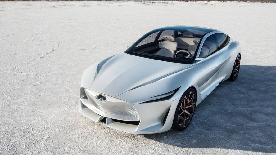 Infiniti Reveals Full Frontal View Of Q Inspiration Concept