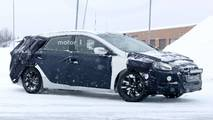 2018 Hyundai i40 Wagon Yeni Kamuflajlı Fotoğrafları