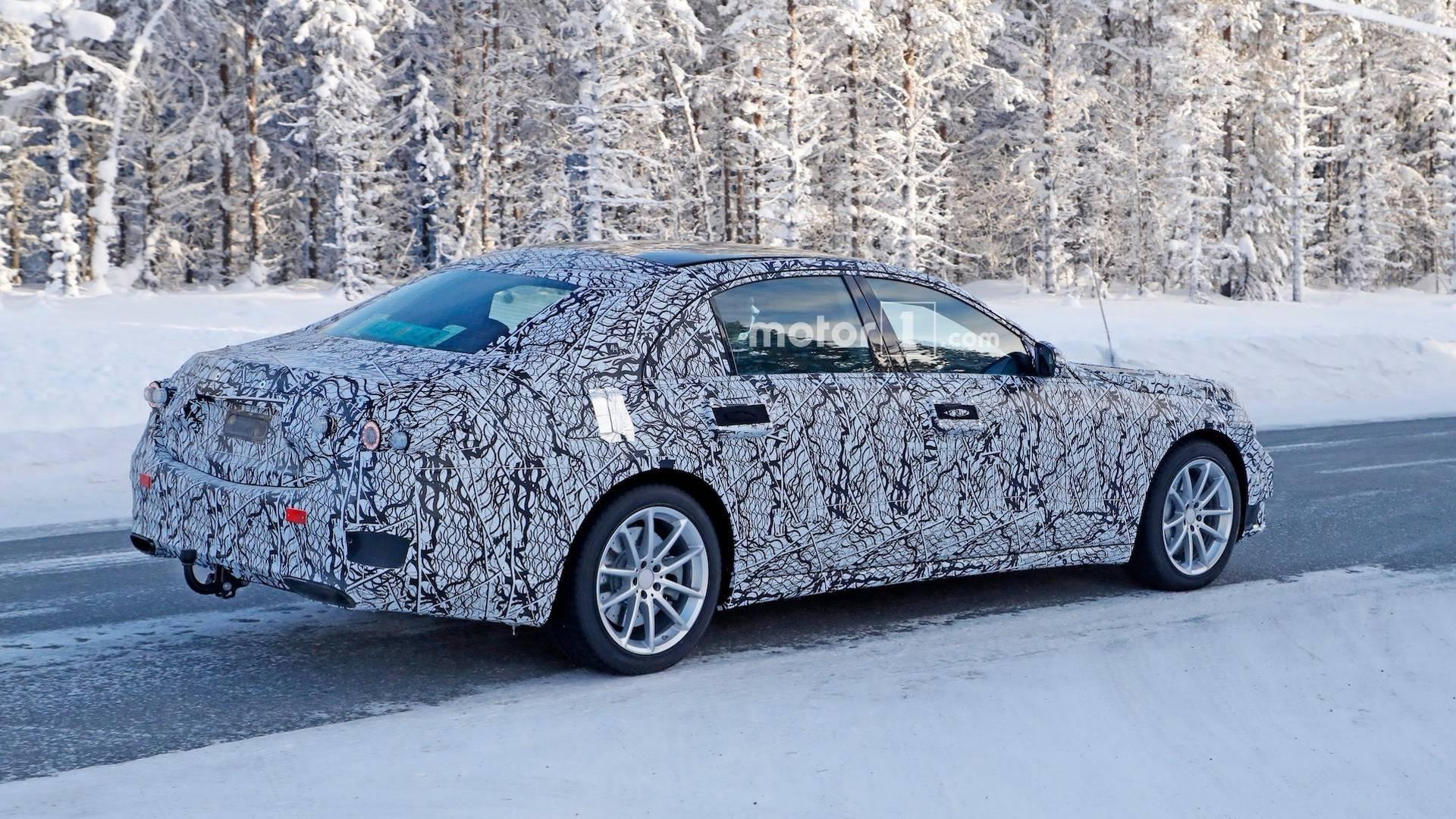 2020 - [Mercedes-Benz] Classe S New-mercedes-benz-s-class-spy-photos