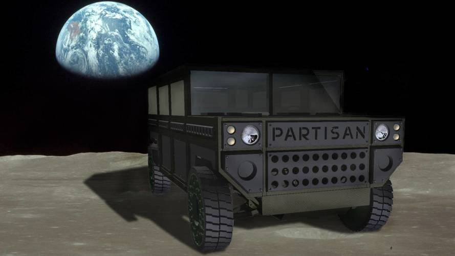 Partisan Motors Wants Elon Musk To Drive Its Space SUV On Mars