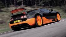 Bugatti Veyron Super Sport – 431 km/s
