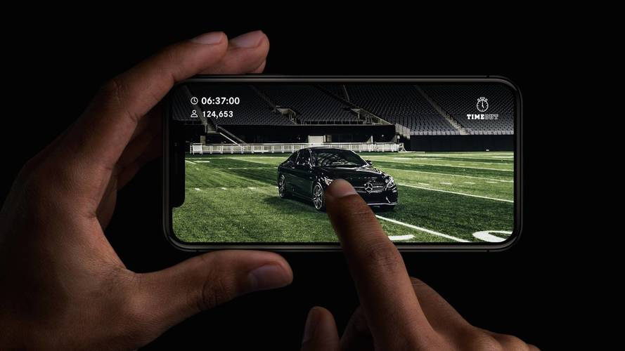 You Could Win A Mercedes-AMG C43 During The Super Bowl