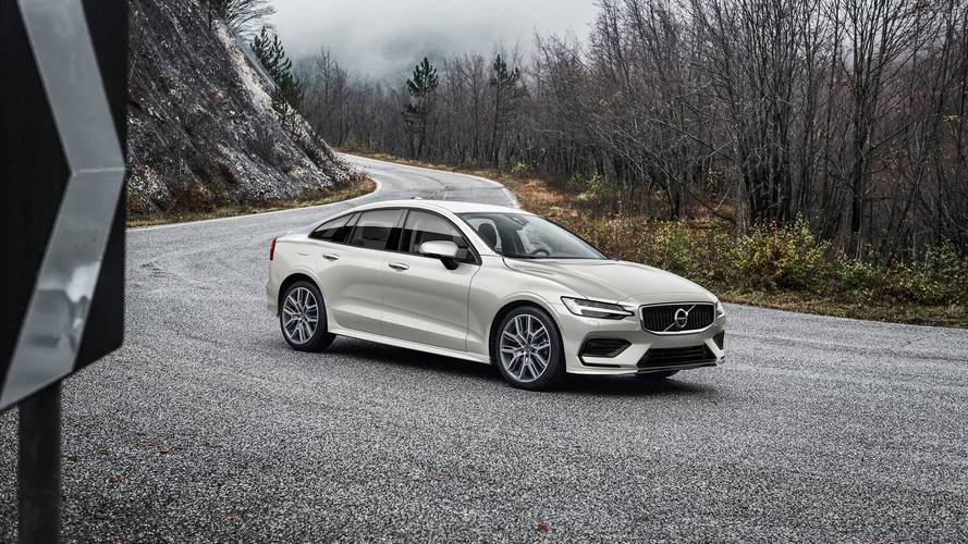Volvo S60 Render Is The Gorgeous Sedan We'Re Waiting For