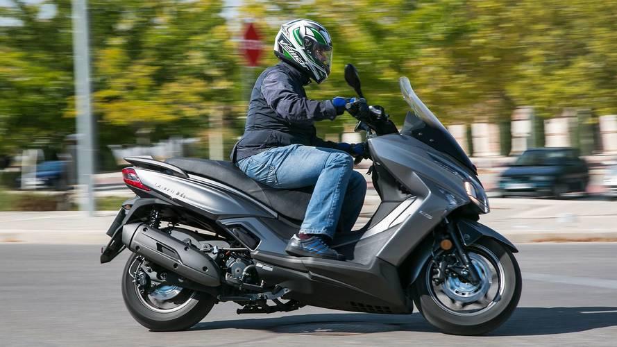 Prueba KYMCO Grand Dink 125 ABS 2018: un scooter urbano y versátil