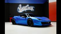 Ferrari 458 Italia, quella elaborata di Justin Bieber va all'asta
