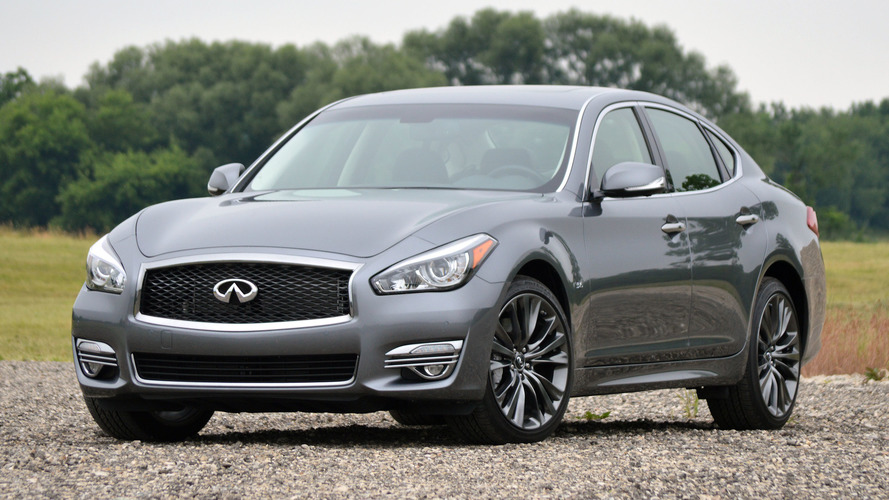 Review 2016 Infiniti Q70 5 6 Awd