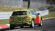 2016 MINI Clubman S spy photo