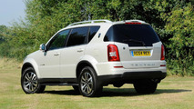 SsangYong Rexton W 60th anniversary edition