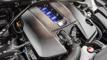 Lexus RC F 5.0 V8 engine detailed, generates 471 bhp