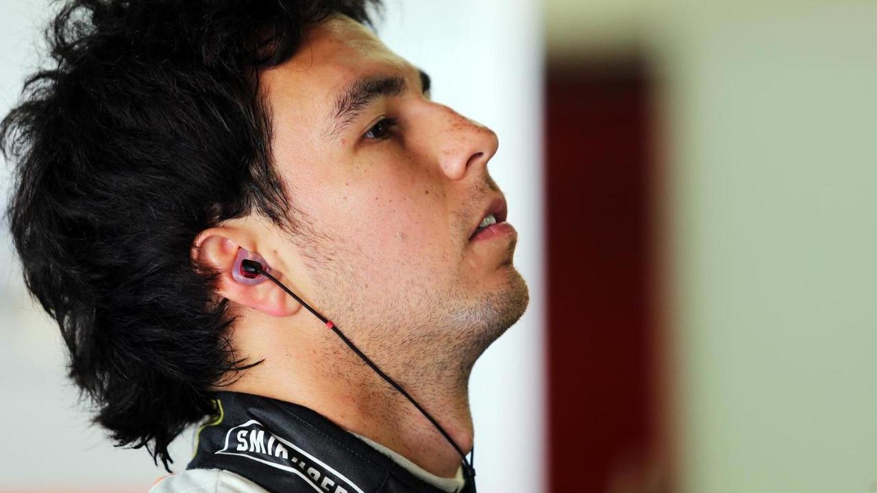 Sergio Perez 10.05.2014 Spanish Grand Prix