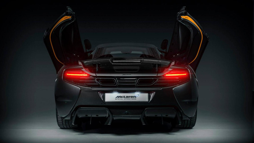 McLaren 650S Project Kilo detailed on video