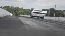 2015 Dodge Challenger Drag Pak Test Vehicle by Mopar