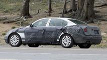 Hyundai Genesis Spy Photos