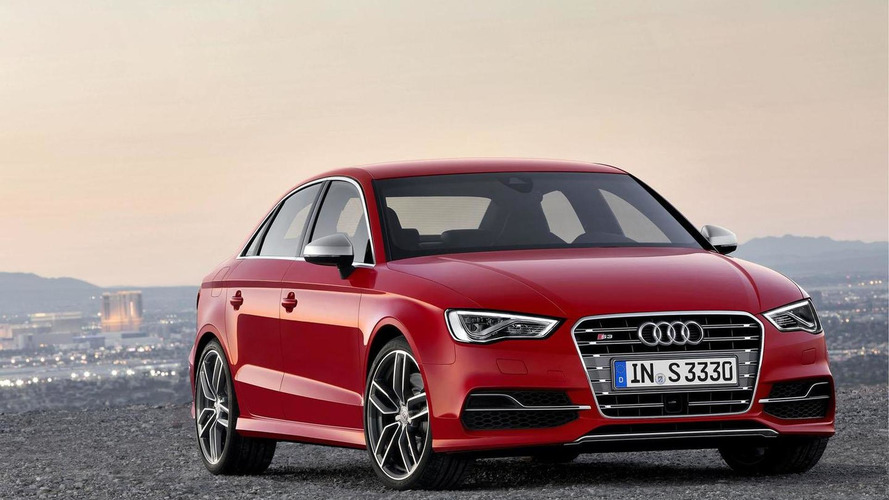 Audi S3 getting manual gearbox in US, RS3 could be a sedan
