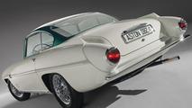 1956 Aston Martin DB24 MkII Supersonic by Carrozzeria Ghia