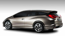Honda Civic Tourer concept, 655, 03.03.2013