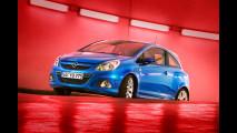 Su strada con la Opel Corsa OPC
